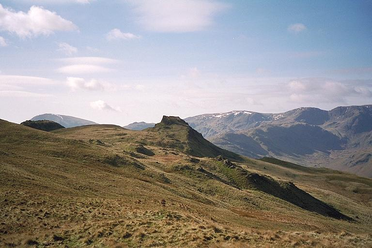 Angletarn Pikes from Bedafell Knott