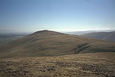 Carrock Fell from High Pike