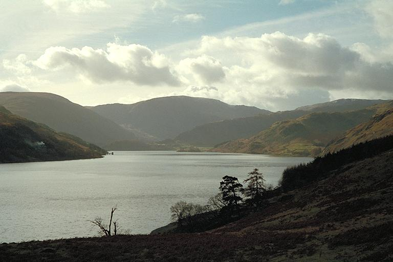 Haweswater from Measand Beck