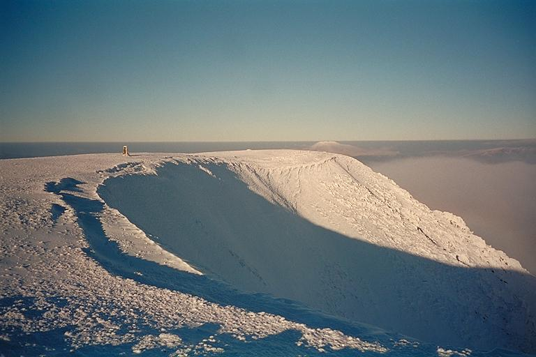 Helvellyn - The Summit