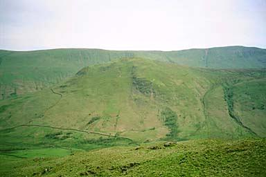 The Nab from Beda Fell