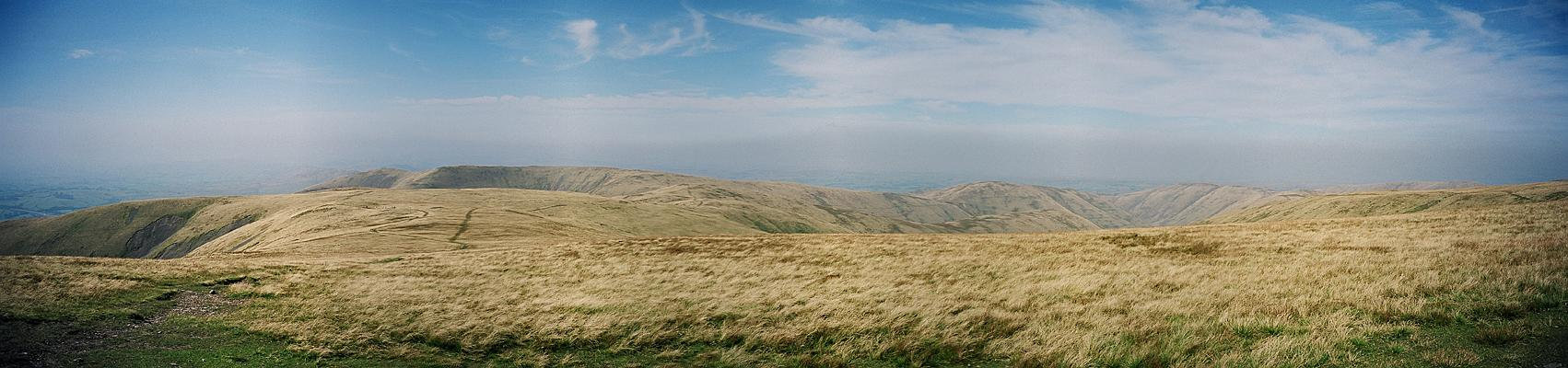 The Calf (Howgills) - Northern Panorama