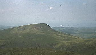 Seatallan from Red Pike
