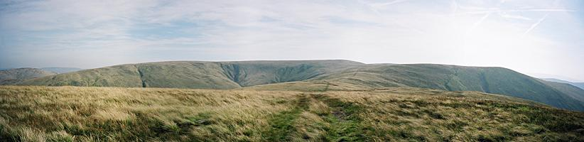 South from Bush Howe (Howgills)