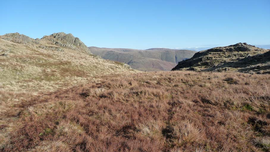 Tarn Crag's Twin Summits