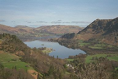 Ullswater from Thornhow End