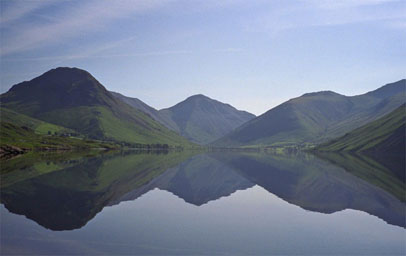 Wastwater and Great Gable
