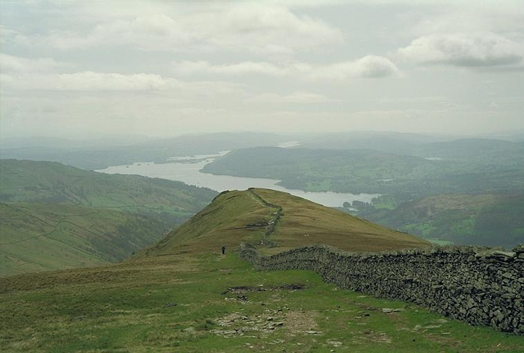 Windermere from High Pike